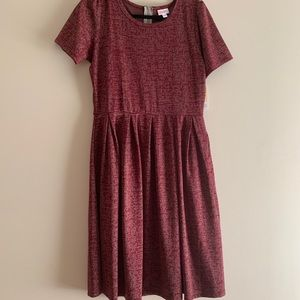 NWT lularoe Amelia Dress xl